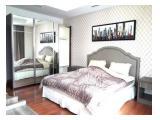 Disewakan Apartemen Capital Residence SCBD Jakarta Selatan – 3BR 133,6 m2 Fully Furnished