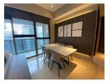 Sewa Apartemen Anandamaya Residence Sudirman – 2+1 BR 148 m2 Fully Furnished