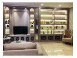 Disewakan Apartment District 8 Senopati – 1, 2, 3, 4+1 BR Fully Furnished