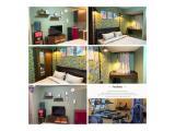 Apartemen Studio 1BR Full Furnished