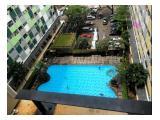 Disewakan / Dijual Apartemen Sentra Timur Residence - Studio / 1BR / 2BR Furnished