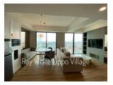 Apartemen Disewakan 2 Bed Room Fully Furnished Apartemen Nine Residence Kemang Utara, Jakarta Selatan.