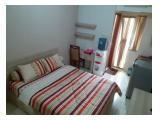 Disewakan Transit / Harian Apartement Margonda Residence IV - Studio With Queen Size Bed Fully Furnished