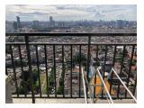 Disewakan Apartemen Thamrin 2BR City View, Pusat Bisnis Jakarta.
