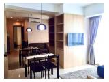 Rent Apartment Setiabudi Sky Garden -2 bdr 63 m2, FF,Good unit , $ 1,150