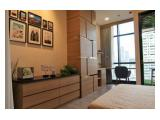 Disewakan Apartemen Sudirman Suites Jakarta / 1 Bedroom / Best Unit, Best Price, Fully Furnished (Nego)