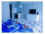 Disewakan Harian / Transit Apartemen Mont Blanc BTC Bekasi Timur – Studio 20 m2 Furnished
