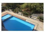 Sewa Apartemen 2BR BINTARO PARK VIEW Apartment, Tower A, Pool View