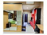Disewa Studio Big Size Murah - Furnished