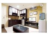 Apartment The Boulevard 1 bedroom, Fully Furnished - Easy Access to Thamrin and Sudirman with Easy Payment