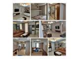 Disewakan Studio/1BR/2BR/3BR UF/FF/Semi Furnished Siap Huni Unit Luxury dan Minimalis