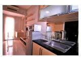 Tamansari Sudirman Fully Furnished Studio Apartment Near MRT Benhill, Sudirman, and Senayan