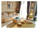 DisewaDisewakan Bulanan & Tahunan Apartemen Ancol Mansion - Studio Full Furnished