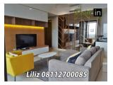 For Rent Apartment 1 Park Avenue Gandaria 2+1 Bedrooms High Floor Ready To Move In