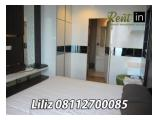 For Rent Apartment Residence 8 Senopati (SCBD) Available All type 1,2,3 Bedrooms Fully Furnished