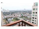 Disewakan / Dijual Apartemen Senayan Residence, Jakarta Selatan - 1/2/3BR Fully Furnished