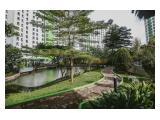 Sewa Apartemen Green Lake View Ciputat Full Furnished Murah Studio tipe besar - 23 meter persegi - Tower C terbaru Lantai 2 (Rendah, tidak perlu naik lift)