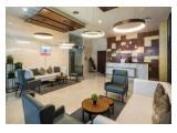 Apartemen the accent bintaro hunian keren fasilitas Ok full furnished langsung huni