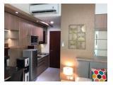 Disewakan Apartemen Roseville BSD – Studio 35 m2 Full Furnished Full Equipment, murah fasilitas mewah