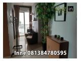 Sewa Apartment Sahid Sudirman Residence 2 Bedroom Full Furnished Bagus Siap Huni