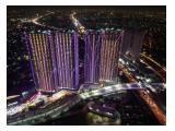 For Rent Apartemen Grand Kamala Lagoon - Harian - Bulanan - Tahunan (Promo) Cozy