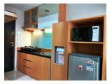 Studio Apartment Near MRT, Thamrin, Sudirman, Senayan Full Furnished