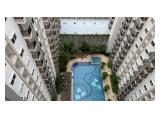 Disewakan Apartment Signature Park Grande , Tower The Light - Type Studio 25 m2 Full Furnished