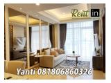 For Rent / Sale Apartment South Hills Kuningan Jakarta Selatan – 1 / 2 / 3 BR Fully Furnished Ready To Move In