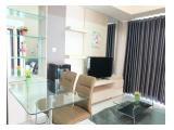 Sewa Bulanan Apartemen Casa de Parco BSD - Type 2 BR, Minimal Sewa 1 Tahun, Harga Termasuk IPL