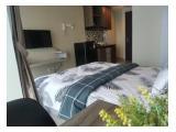 Disewakan Apartemen Tipe Studio Full Furnished