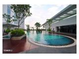 Disewakan Apartemen U Residence Tower 2 Karawaci Tangerang – Studio 31 m2 Fully Furnished Golf View