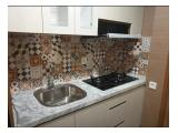 Sewa Apartemen Skandinavia Tangerang - 2 BR 54 m2 Full Furnished, Lt. 22 - Murah, Hanya 4 Jutaan