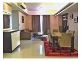 FOR RENT APARTMENT CASA GRANDE RESIDENCE TOWER MIRAGE, 3+1BR/117SQM - FULL FURNISHED