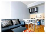Sewa Apartemen Mediterania Palace Kemayoran Jakarta Pusat - 2 BR Furnished