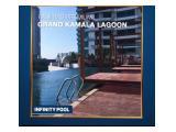 Disewakan Harian / Transit Apartemen Grand Kamala Lagoon Bekasi - Studio / 1 BR Fully Furnished