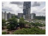 Sewa Apartemen  Silkwood 2BR Full Furnished dekat Kampus Binus di Alam Sutera