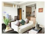 Sewa Apartemen Setiabudi Residence Jakarta Selatan - 2 Bedroom Furnished