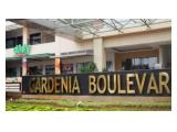 Gardenia Boulevard For Rent /Sale, Big Studio Full Furnished
