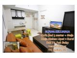 Disewakan Apartemen The Springlake Summarecon Bekasi - 2BR Furnished