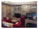 HOT UNIT.Disewakan Apartemen Green Lake Sunter,tipe Studio & 2Bedrooms,furnished,semifurnished,unfurnished ready Stock