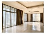 Disewakan Unit @ Pacific Place SCBD, 4BR, 500sqm. Unfurnished, Semi Furnished, Fully Furnished