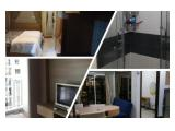 Disewakan Apartemen Scientia Residence Studio, 1 dan 2 Bed Room By Hoostia