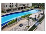Sewa Harian Apartemen Kota Ayodhya Cikokol Tangerang - Studio & 2 Bedroom Full Furnished