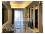 Disewakan Apartemen Gold Coast PIK - 2BR Fully Furnished, Brand New, View Pool & Sea