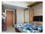 Disewakan 1 Unit Apartemen Margonda Residence 2 Depok - Studio Fully Furnished