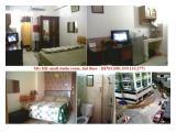 small studio HH coklat lantai 2