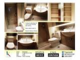 Modern Balinese Theme. Hotel bathroom concept.
