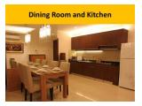 Dining Room + Kitchen Area