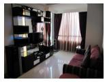 1 BR unit Living Room