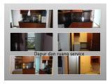 Dapur dan service area